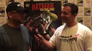 SDCC 2016 Batman The Killing Joke Interview With Sam Liu