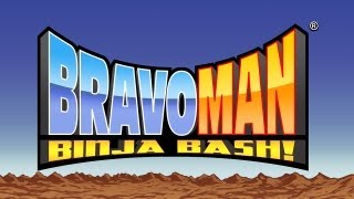 Bravoman: Binja Bash! - Universal - HD Gameplay Trailer