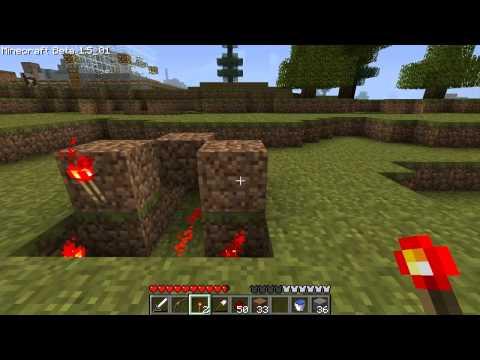 Minecraft Circuits XOR Gate (⊻)