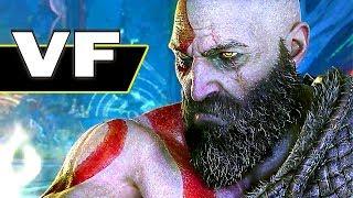 GOD OF WAR 4 Bande Annonce VF (2018)