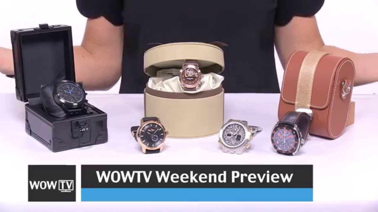world of watches tv preview weekend show may 16th may