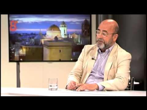 CARLOS ROSADO EN 8 TV ANDALUCÍA (Jueves 29 Mayo)
