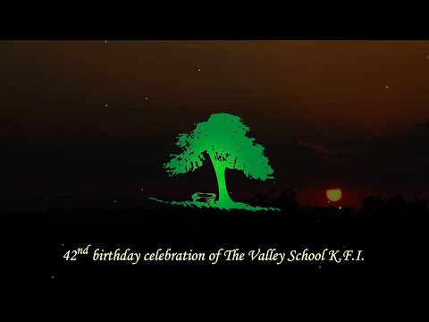 The Valley School K.F.I. 42nd birthday celebration