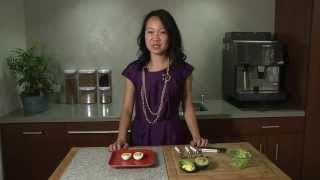 Fit In A Minute: 60-second Avocado Deviled Eggs - Fitbie