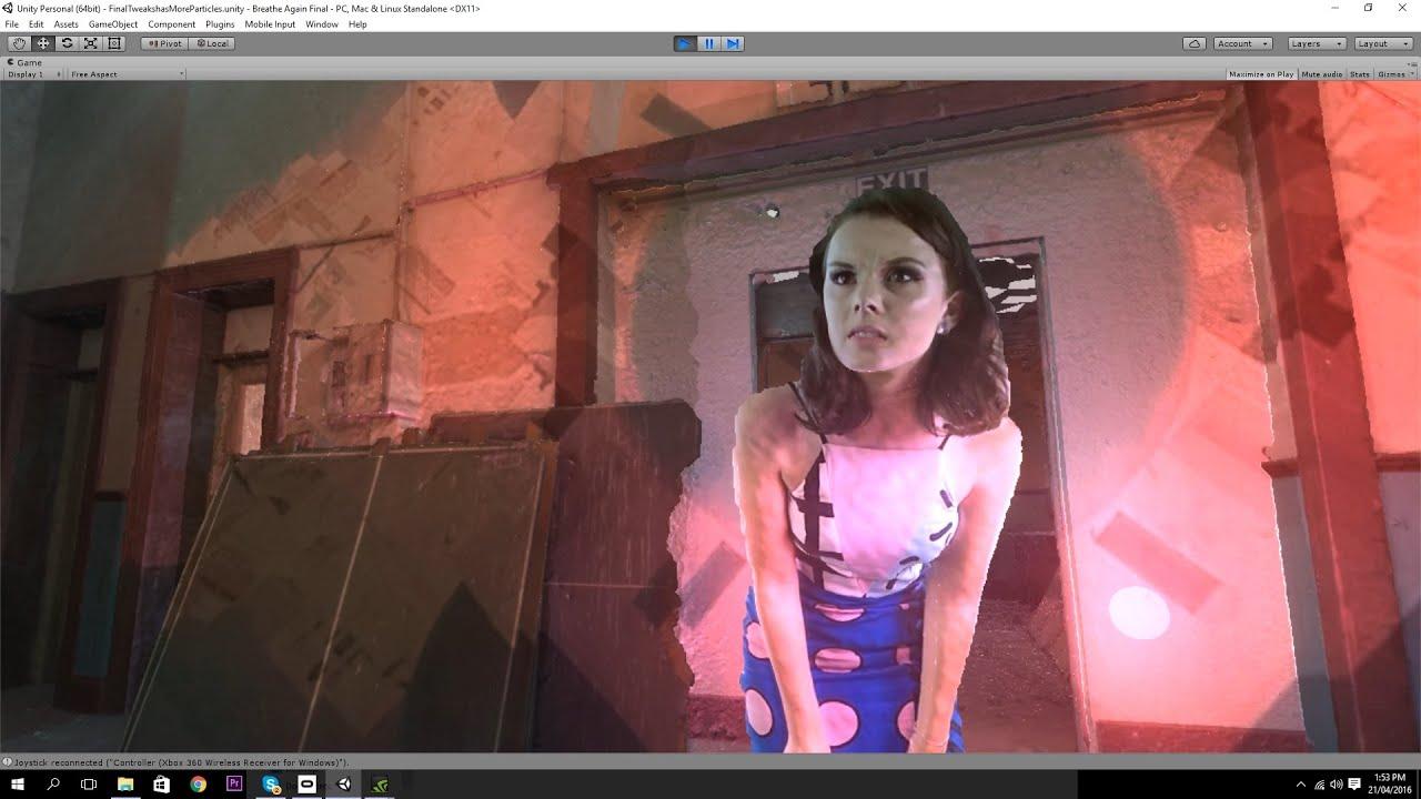 mac music video again and again
