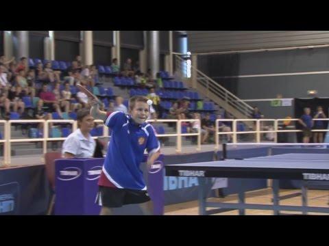 Оренбуржец стал чемпионом Европы по настольному теннису
