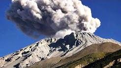 10 Grootste Vulkaanuitbarstingen Ooit!