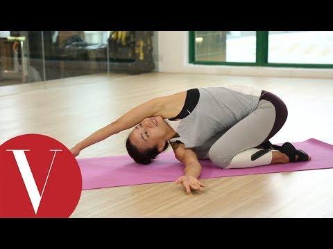 Nike教練分享NTC App瑜珈3招 雕塑上半身燃脂瘦身一起來