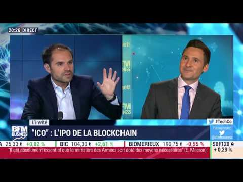 """""""ICO"""": IPO de la Blockchain  13-07"""