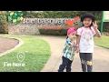 Fun Outdoor Playground and Happy Trip to the Farm Animals | Liburan Murah Zara Cute | scientia park