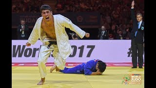 Rustam Orujov - World Judo Championships 2017
