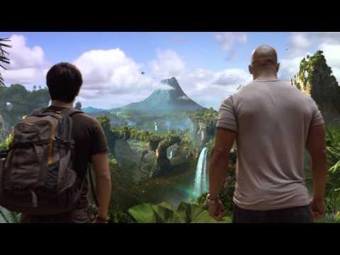 """""""Viaje 2: La Isla Misteriosa"""". Trailer. Oficial Warner Bros. Pictures (HD/Subtitulado)"""