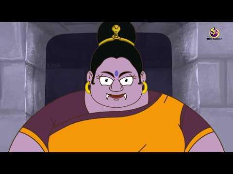 दो मयाबी राक्षस    Hindi Kahaniya    SSOFTOONS HINDI   Fairy Tales In Hindi