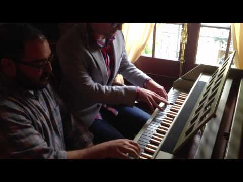 Club 33 Harpsichord (Baroque Hoedown with Adam Lisagor)