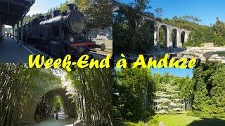 Les Cevennes,Anduze,Saint Jean du Gard,Le train a Vapeur,la bambouseraie.....