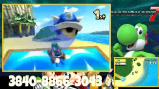 Video Mario Kart 7: Hacker Controls me download MP3, 3GP, MP4, WEBM, AVI, FLV Oktober 2018