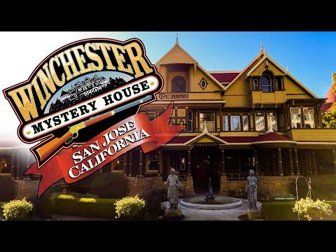 TERROR at the WINCHESTER MYSTERY HOUSE || SPECIAL 2017