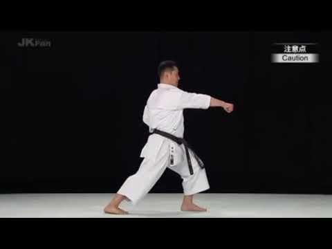 Gekisai Dai-ichi _ Goju Ryu Karate - Tetsuya Furukawa
