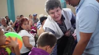 San Vicente de Paúl celebró la navidad con las familias más pobres del municipio