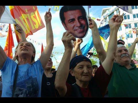 HDP'nin Ankara mitingine katılanlara HDP'den beklentilerini sorduk