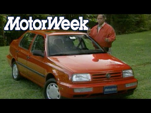 The Volkswagen Jetta III Was Built to Capitalize on America's Sedan Boom