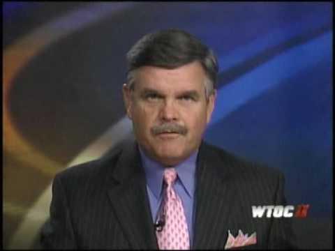 WTOC Channel 11 CBS Savannah GA 11pm News 8/19/09 Part 2