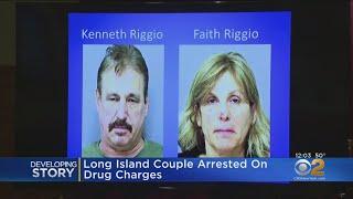 Former NYPD Officer Arrested In Long Island Drug Bust