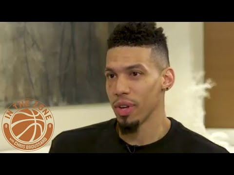 'In the Zone' with Chris Broussard Podcast: Danny Green - Episode 51   FS1