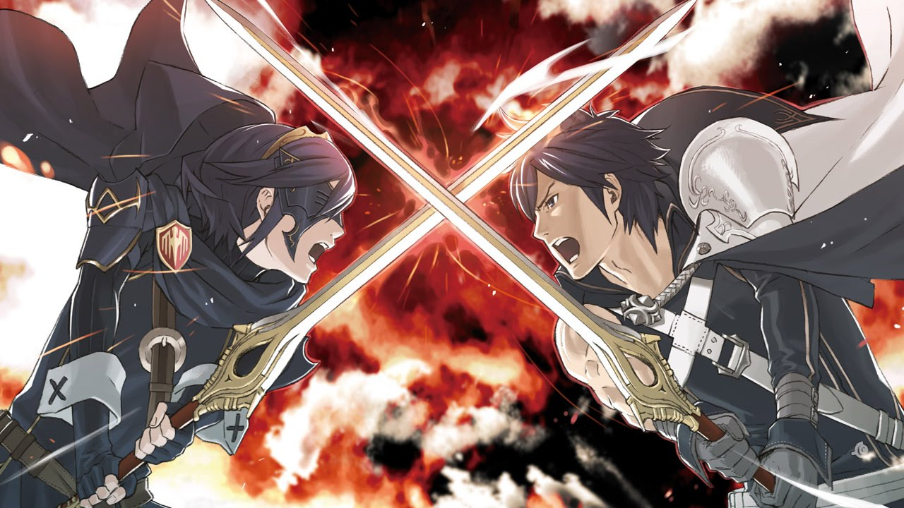 Image result for FIRE EMBLEM: AWAKENING