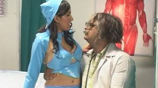 HOT Nurse - BUSTY Nurse n Doctor's BAD ROMANCE