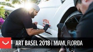 Vossen Art Basel 2018   @ILLSURGE   Wynwood Miami, Florida