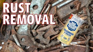 How To Remove Rust Stains - Bar Keepers Friend