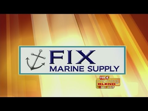 Marine Minute - Fix Marine Supply: Inspect your boat lift-cables often 06/29/2015