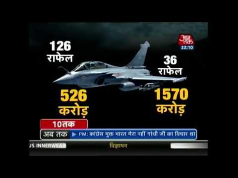 Dastak | Rahul Gandhi Attacks PM Modi On Rafale Deal; Has RaGa Got A Point?