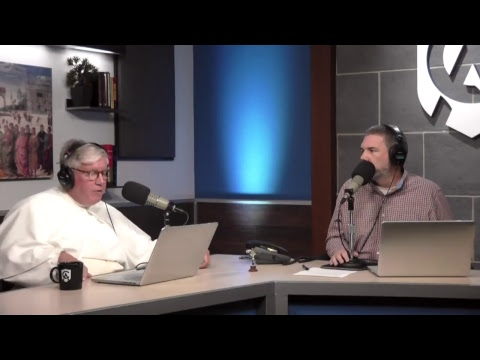 Fr. Hugh Barbour, O. Praem.: The Chaplain Is In - Catholic Answers Live - 10/04/17