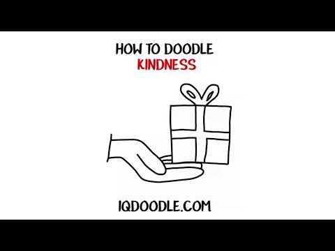 How to Draw Kindness (drawing tips)