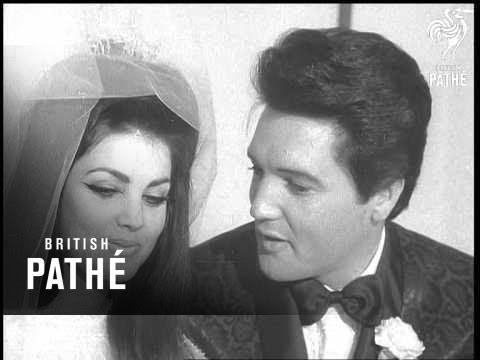 Elvis Presley Weds (1967)
