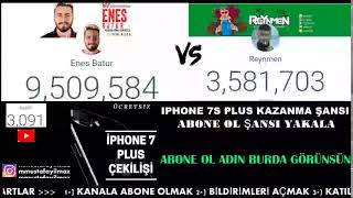 Reynmen VS Enes Batur  Canlı Yayın 7 24 Abone Kazanıyoruz Reynmen Derdim Olsun   YouTube