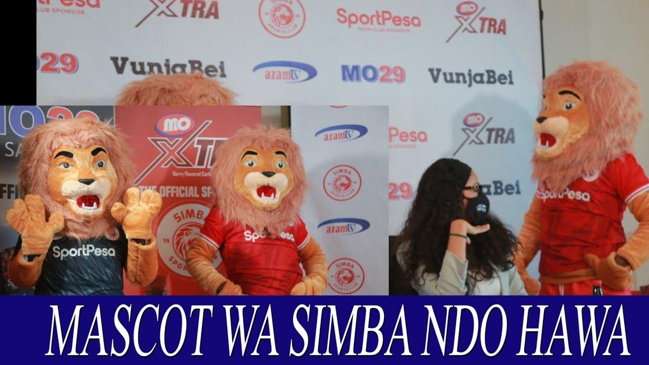 Download PRESS CONFERENCE SIMBA WATAMBULISHA RASMI MASCOT WATAKAO NOGESHA TAMASHA LA SIMBADAY