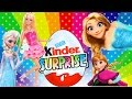 Barbie Frozen surprise egg Olaf Rapunzel Roszpunka Περιγραφή Рапунцель jajko niespodzianka