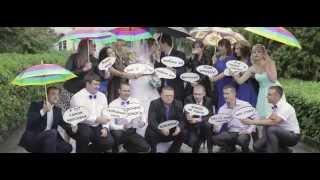 Клип на свадьбу Романа и Ольги 14