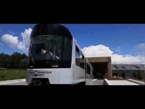 Train Puy de Dôme - Hôtel Novotel Clermont-Ferrand