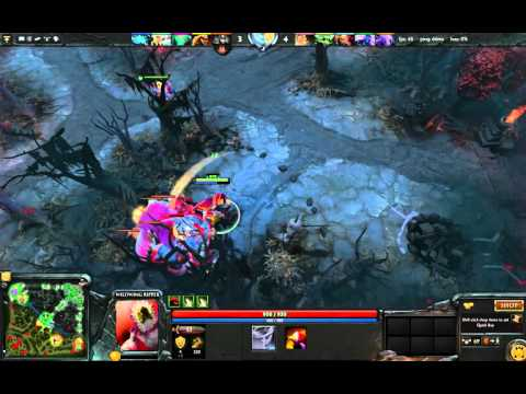 Legion Commander Tutorial/Guide Dota 2