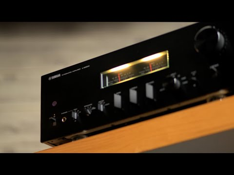 Review! The Yamaha A-S2200 Integrated Amplifier!