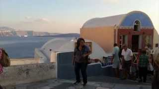 Things to do in Greece & Santorini 2012.