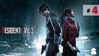 Прохождение ✸Resident Evil 2 Remake  #4