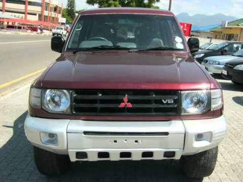 2000 mitsubishi pajero 3500 v6 lwb 4x4 auto for sale on auto trader rh youtube com 2001 Mitsubishi Montero 1998 Mitsubishi Montero