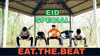 Eat The Beat | Urban Hip Hop Dance Choreography | 29:Second Dance Choreo | Sharad Gulbake