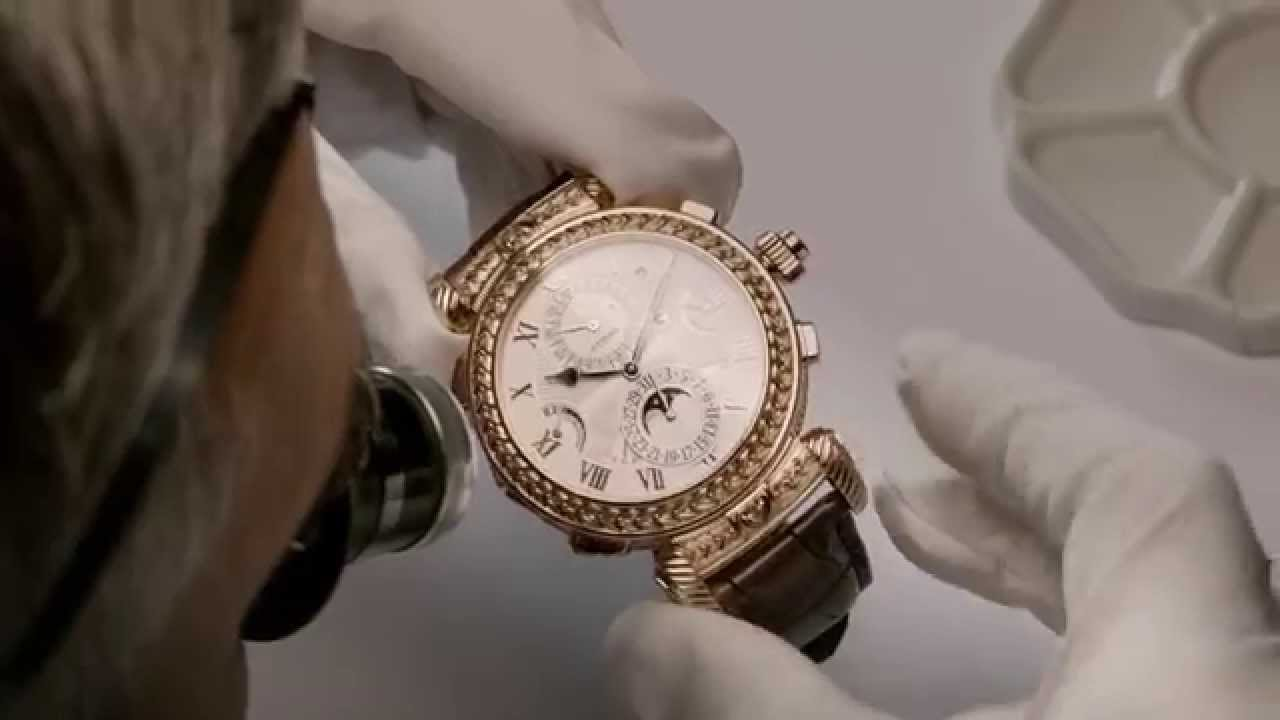 Perpetual Calendar Watch >> Patek Philippe Grandmaster Chime Ref. 5175 (2.6 Million $) - YouTube