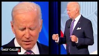 Awkward Town Hall With Joe Biden